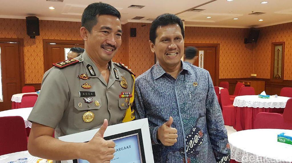 Polres Jakbar Akan Buat Aplikasi Online Tangkal Oknum Nakal