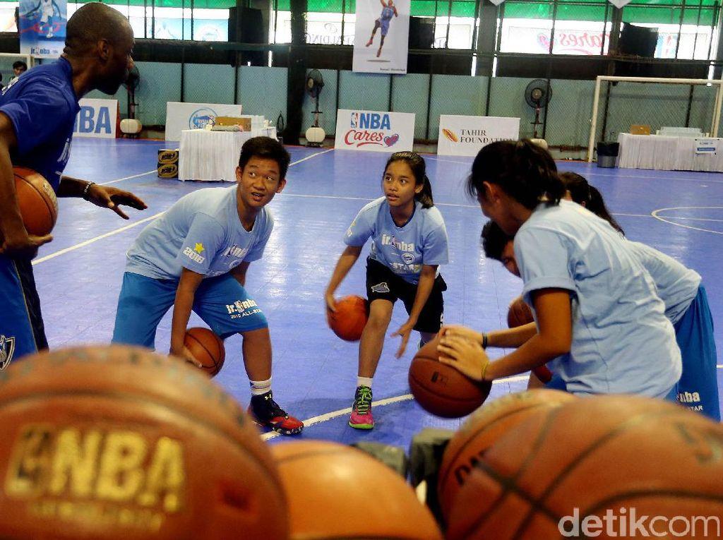 Cerita Alumni Jr. NBA All Stars tentang Asyiknya Mengikuti NBA Experience