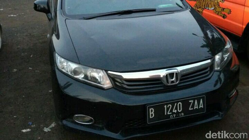Tangkap Ridho Rhoma, Polisi Juga Amankan Sebuah Mobil