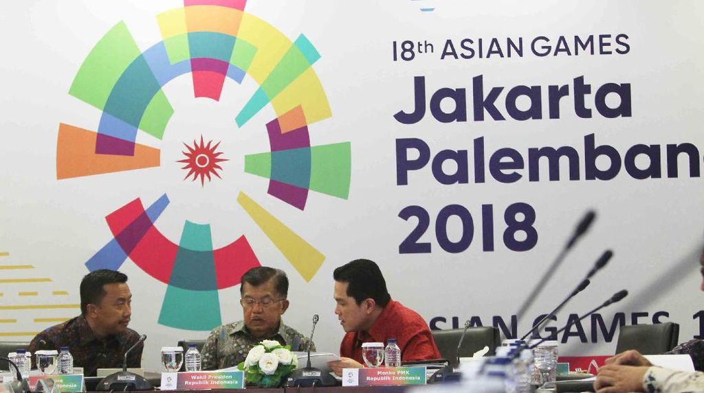 Menpora Ungkap Sulitnya Tentukan Cabor yang Dicoret di Asian Games 2018