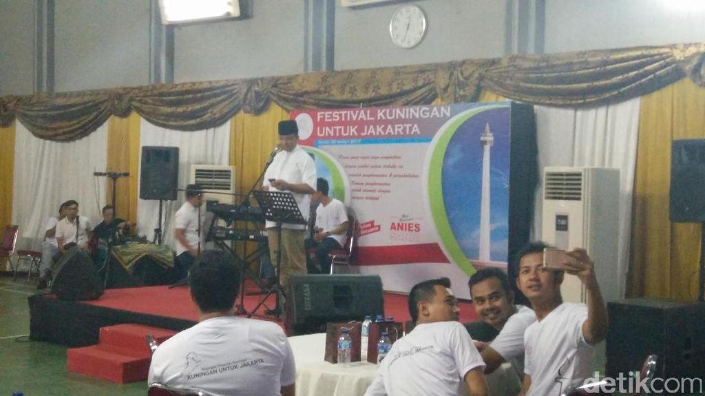 Didukung Warga Minang Hingga Kuningan, Anies: Jakarta Itu Bhinneka