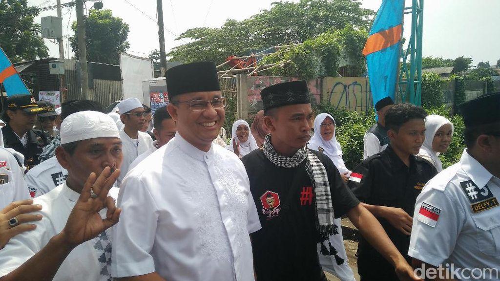 Di Tablig Akbar, Anies Ajak Warga Wujudkan Jakarta Berahlak Mulia