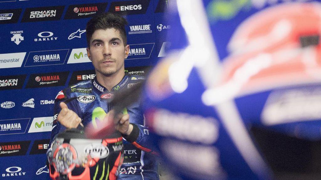 Vinales Kini Fokus ke Jerez, Tidak Rasakan Tekanan Apa-Apa