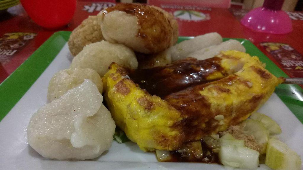 Surganya Kuliner Pempek di Palembang, Pasar 26 Ilir Tempatnya