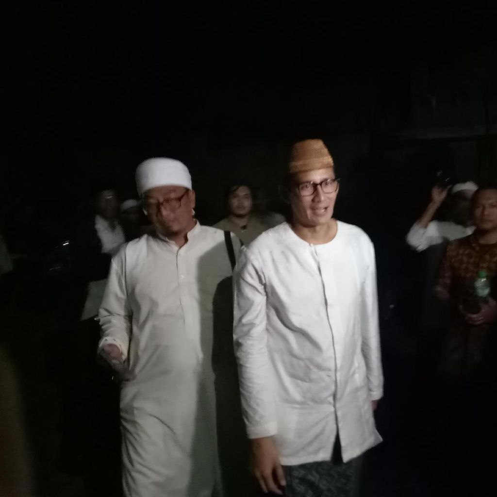 Sandiaga: Turunkan Tensi Politik di DKI agar Warga Tak Terprovokasi
