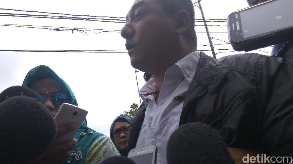 Usai Berkunjung, Kakak Pertama Jelaskan Kondisi Ridho Rhoma