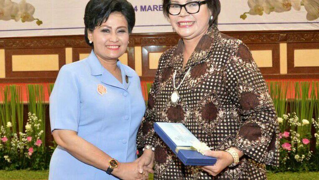 Istri TNI AU Ikut Sukseskan Gerakan Saya Perempuan Anti Korupsi