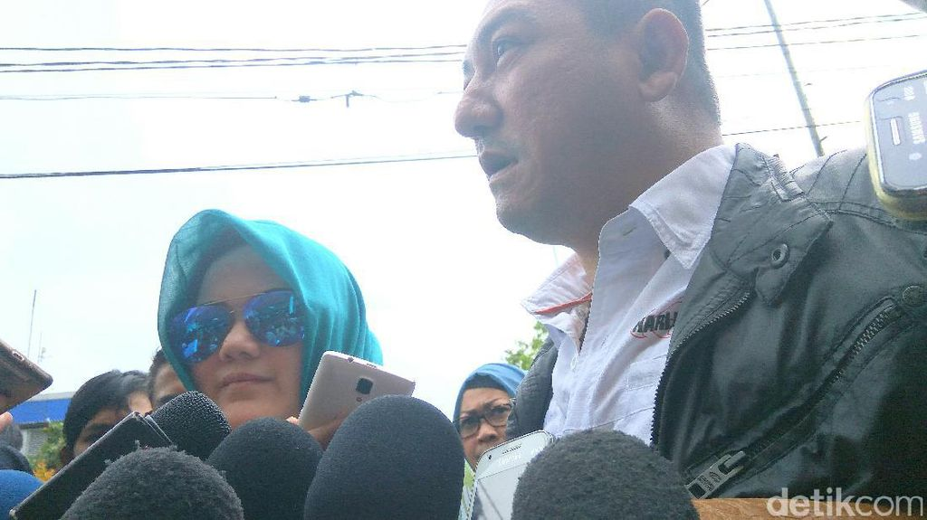 Pengacara Ridho Tunggu Arahan Rhoma Irama untuk Ambil Langkah Hukum