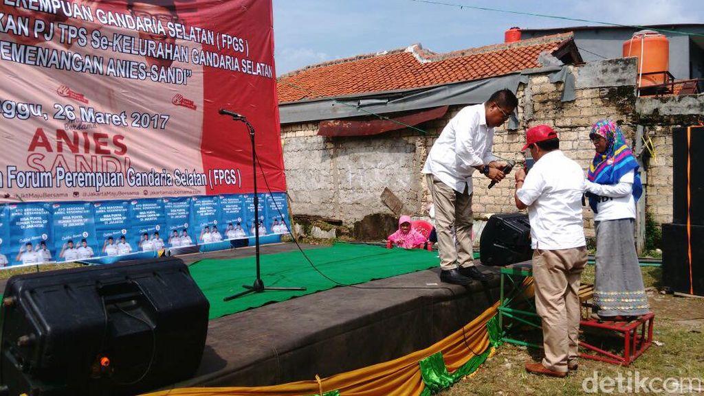 Batal Kampanye, Anies Minta Maaf ke Warga Lewat Telepon