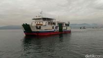Jelang Perayaan Nyepi, ASDP Ketapang Siapkan Kapal Sapu Ranjau