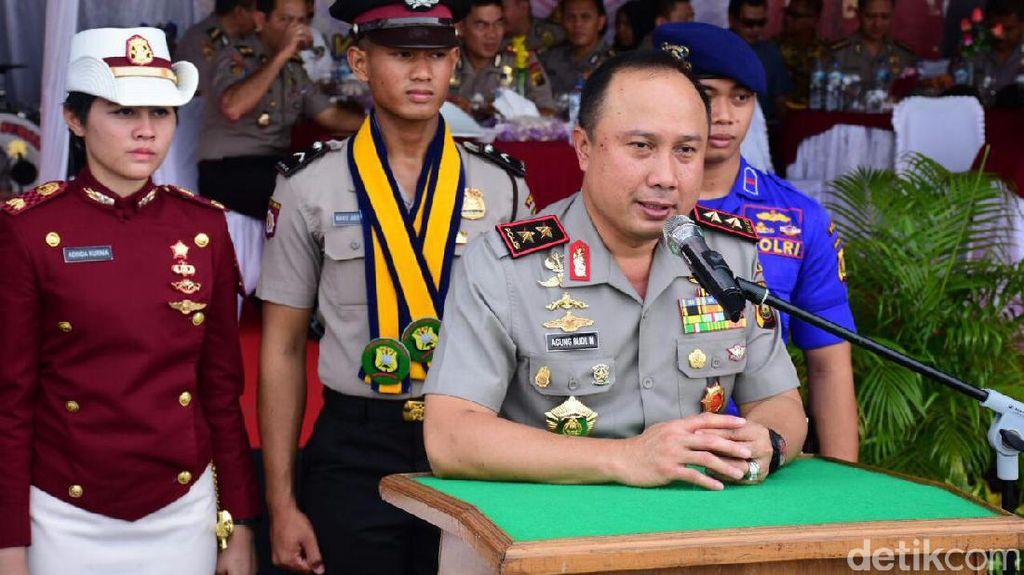 Kapolda Jamin Rekrutmen Anggota Polri di Sumsel Bebas Pungli
