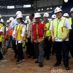Gaya JK Blusukan di Proyek Asian Games