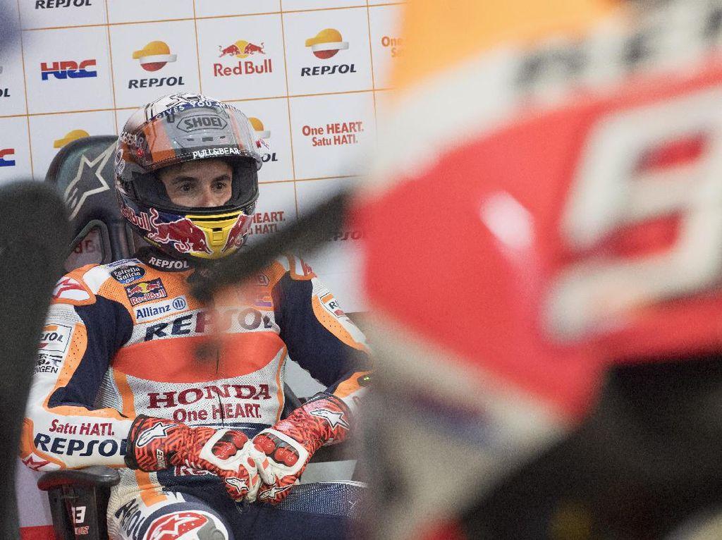 Podium Akan Jadi Hasil yang Luar Biasa untuk Marquez