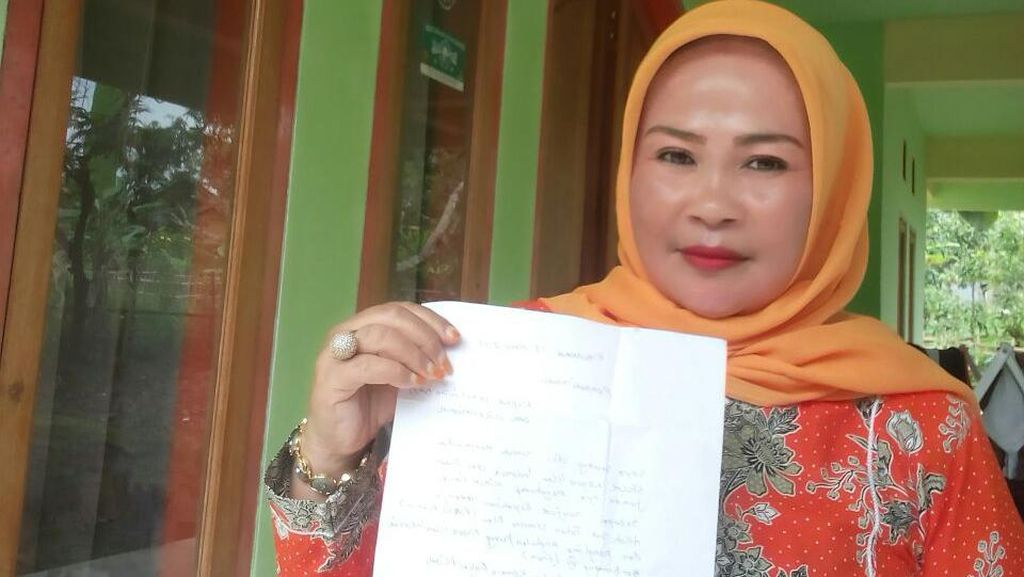 Kepala Desa: Wawan Setiawan Berencana Ingin Deklarasikan NII
