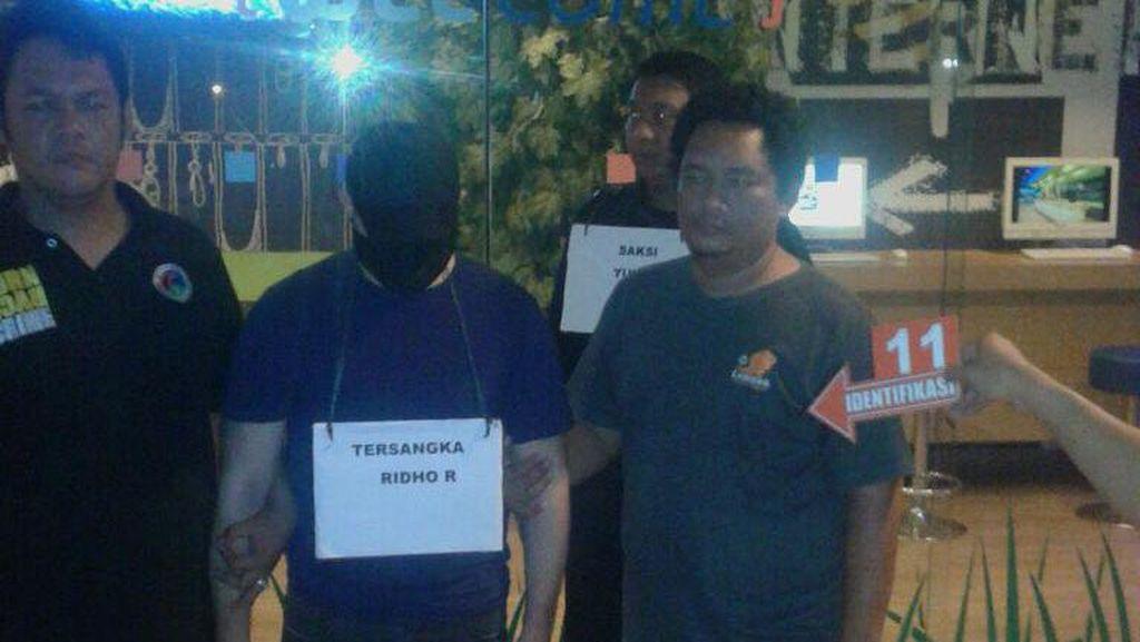 Ridho Rhoma Dibawa ke BNN untuk Jalani Assessment
