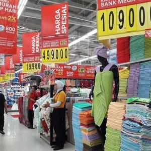 Promo Heboh Hari Kejepit di Transmart dan Carrefour