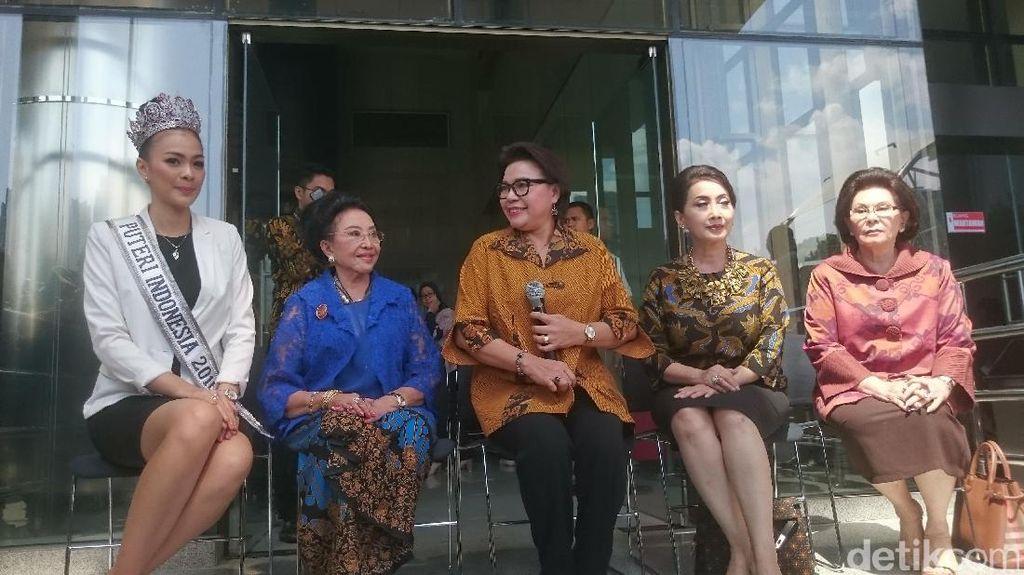 Pesan KPK ke Puteri Indonesia: Jangan Jadi Pelaku Cuci Uang!