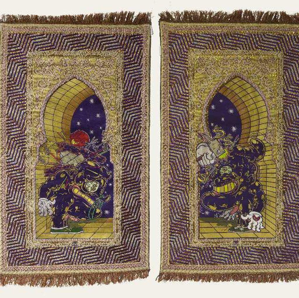 Uji Hahan dan Yogie Ginanjar Dinominasikan di Sovereign Asian Art Prize 2017!