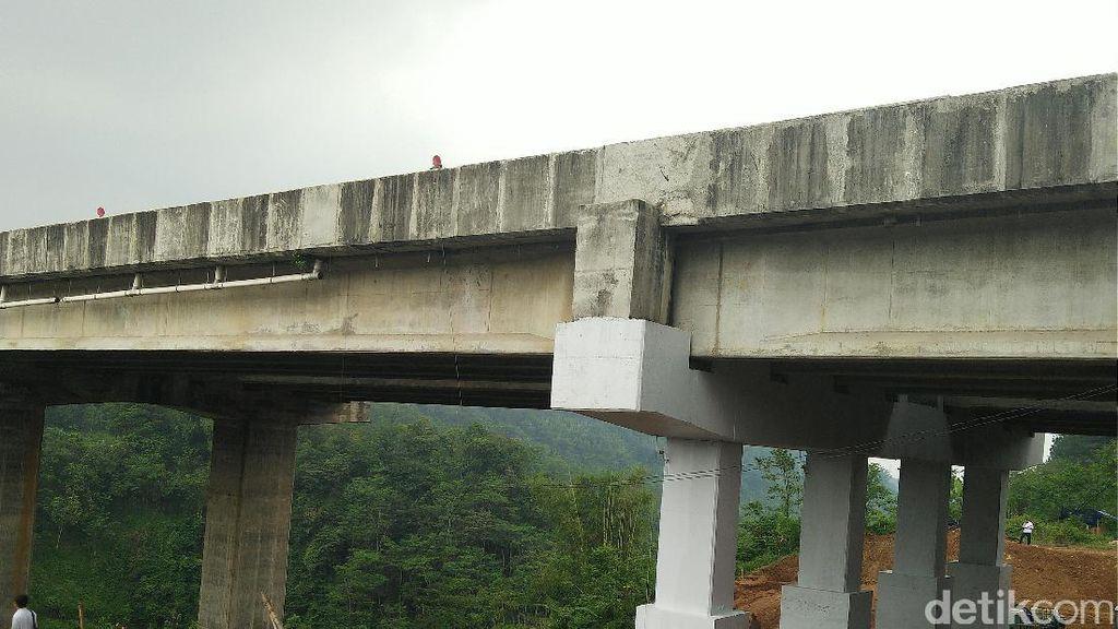 Biaya Perbaikan Jembatan Cisomang Capai Rp 135 Miliar