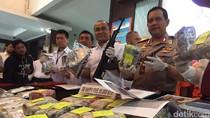 Tangkap Sindikat Narkoba, AK-47 Milik Bandar Tajir Ikut Disita