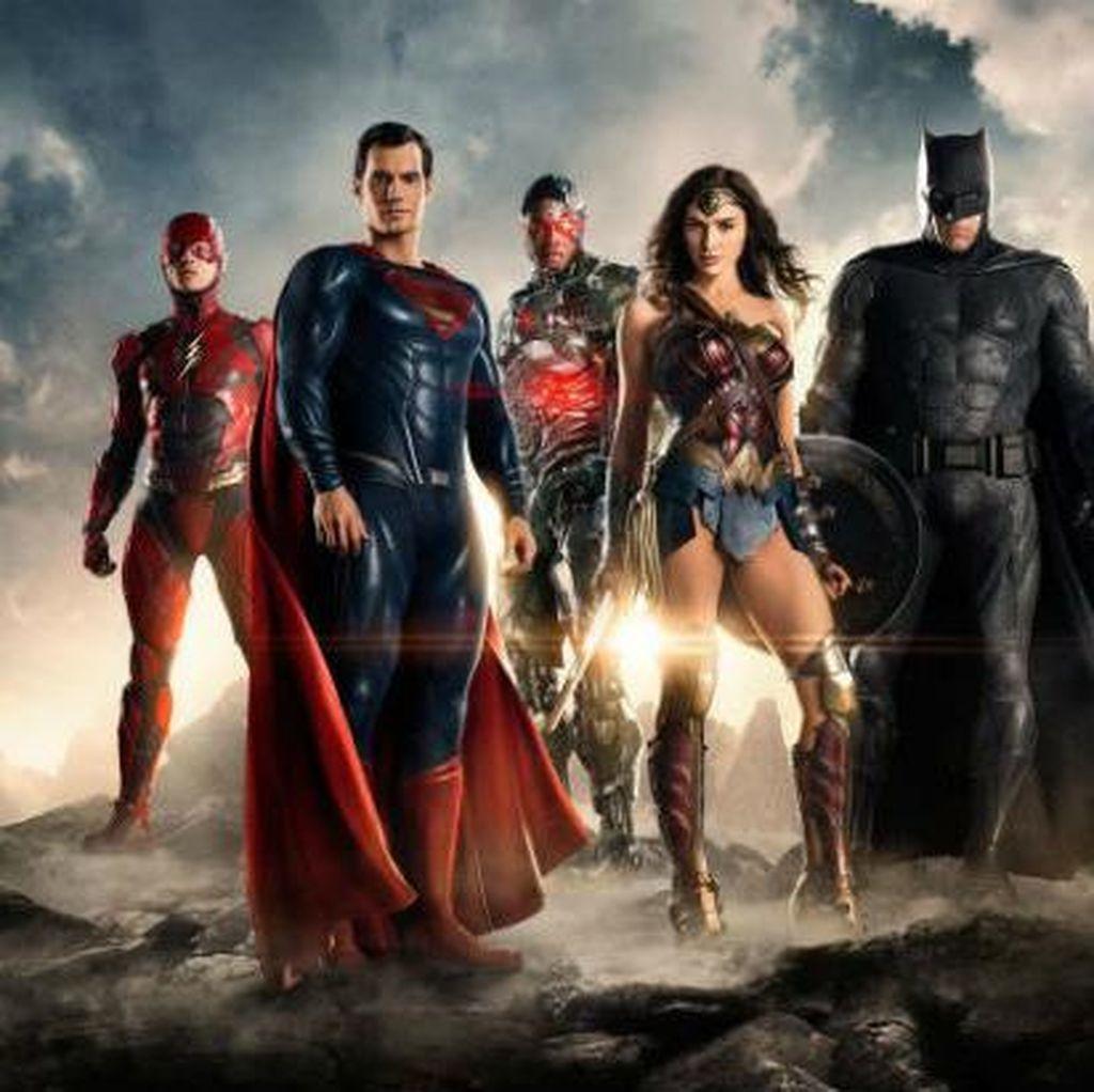 Zack Snyder Hengkang, Justice League Akan Syuting Ulang?