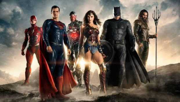 Justice League dok DC Comics