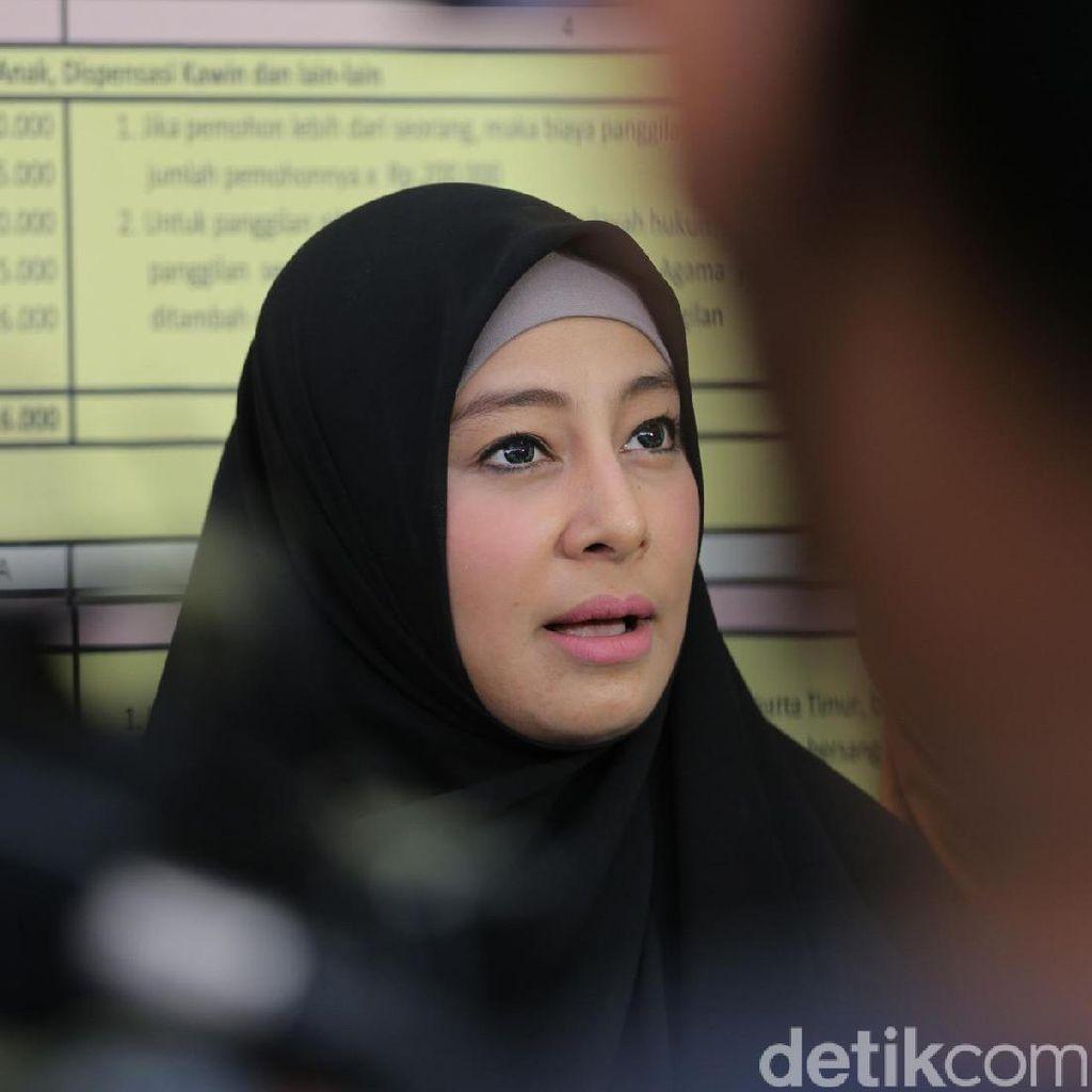 Sidang Lanjutan Cerai Al Habsyi dan Putri Aisyah Ditunda