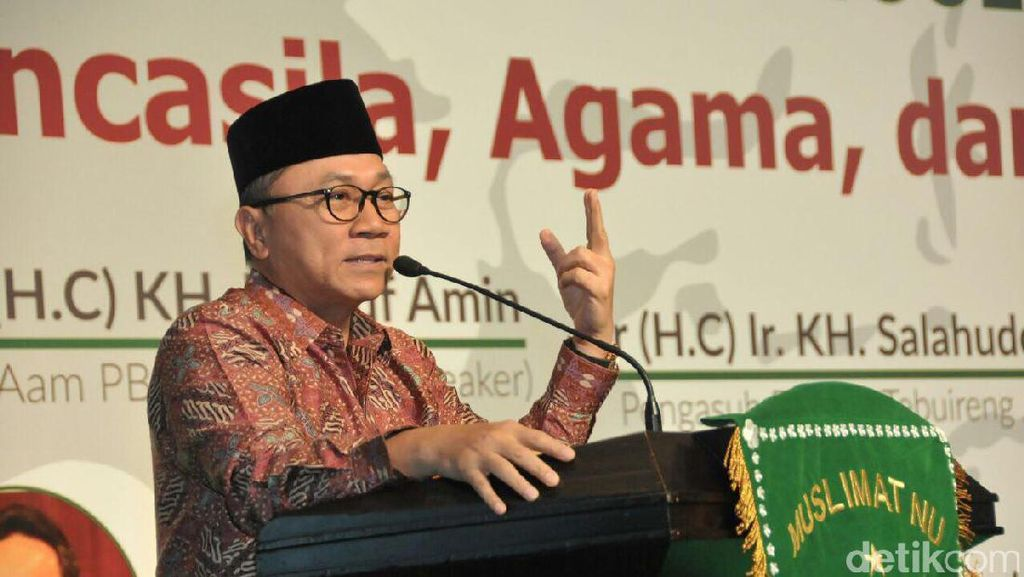 Ketua MPR: Dengan Pancasila, Kita Tumbuhkan Rasa Saling Percaya