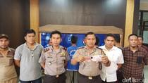 Polisi Tangkap Mahasiswa Hukum yang Terlibat Pencurian Motor