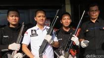Polisi Gagalkan Penyelundupan Senapan Walther Dominator dari AS