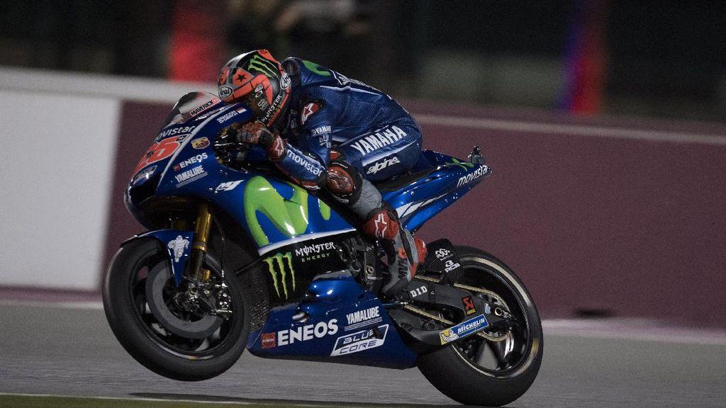 Vinales Menangi Balapan Pertama MotoGP 2017