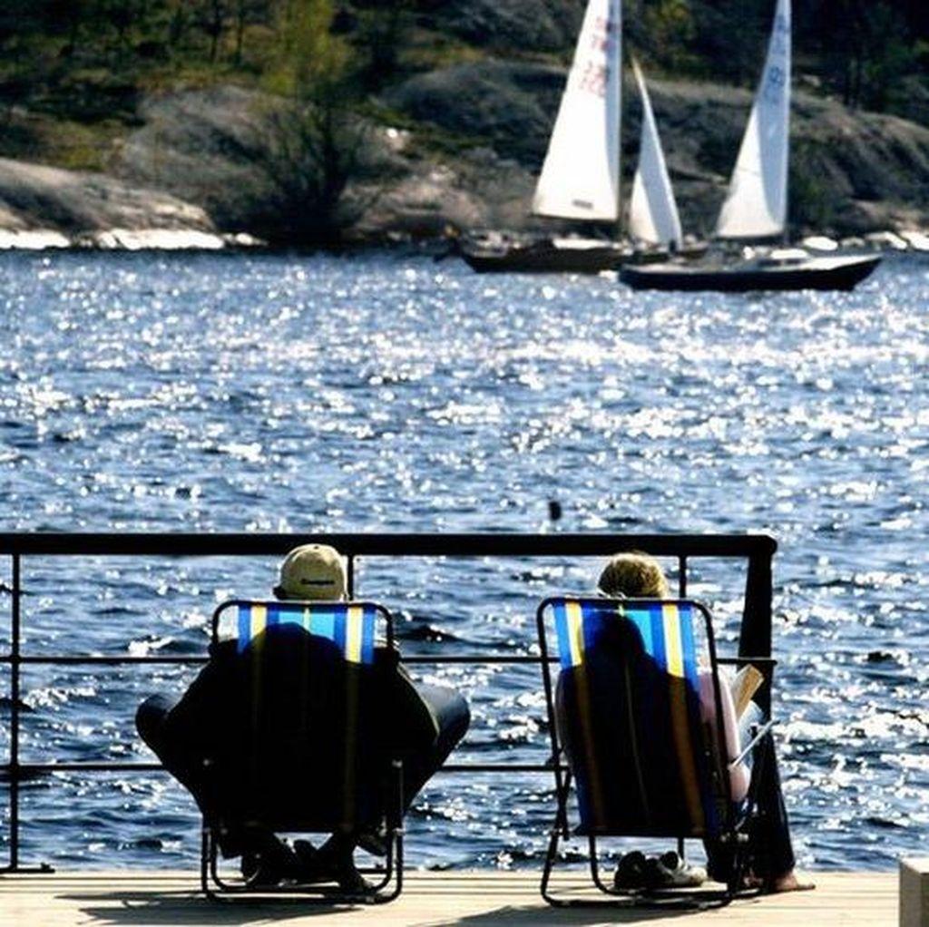 Hotel di Swedia Beri Jaminan: Pasangan Bercerai, Uang Kembali