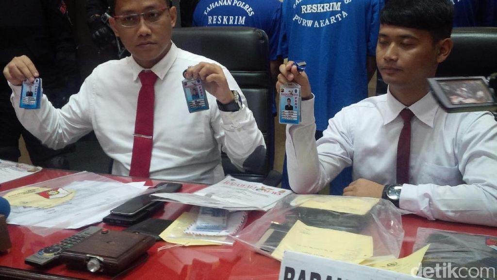 4 Oknum Wartawan Peras IRT Selingkuh, Setor 15 Persen ke Redaksi