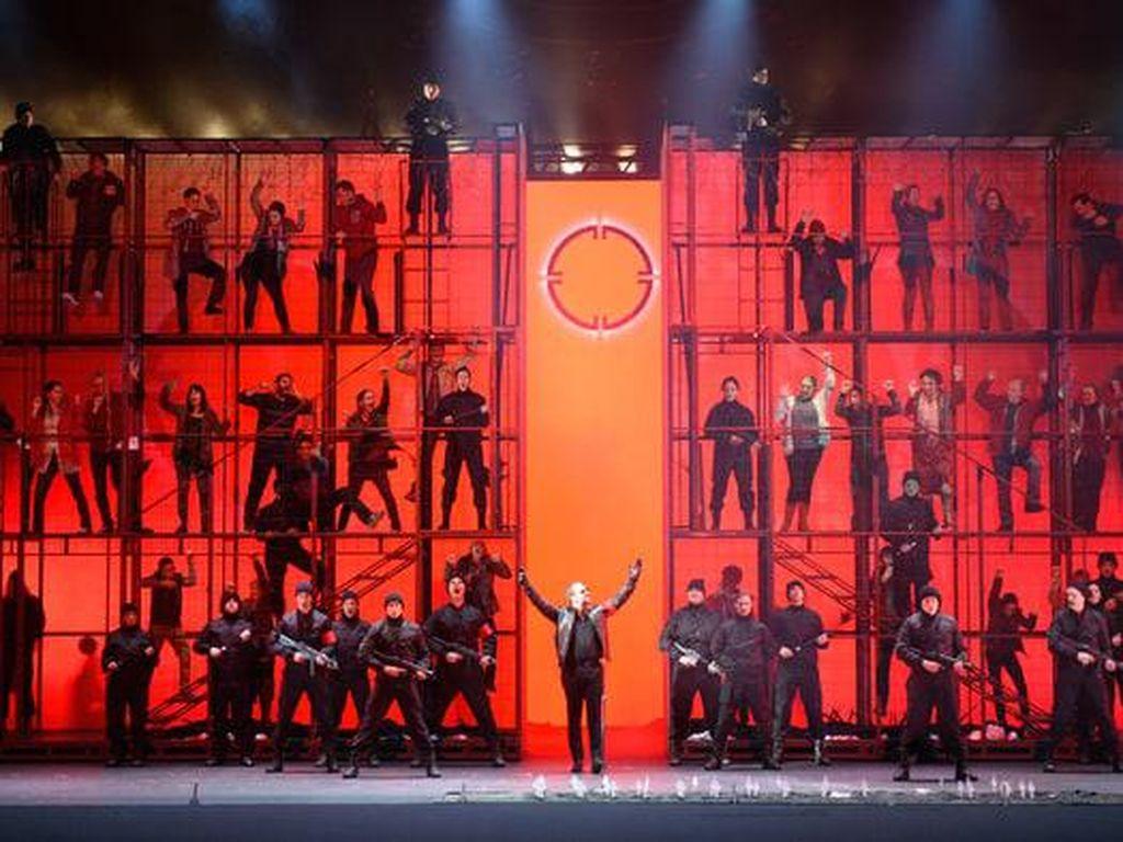 Cerita Pink Floyd Diadaptasi ke Panggung Opera