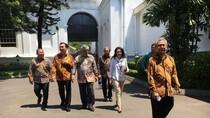 Pengurus Gereja HKBP Temui Jokowi Apresiasi Upaya Satukan Bangsa