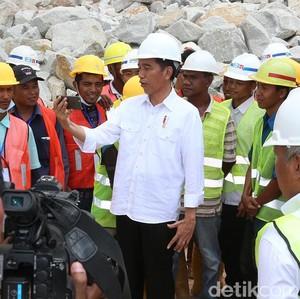 Jokowi Optimistis PDB RI Capai US$ 9 T di 2045
