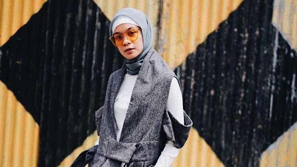 Foto: Gaya Stylish Tantri Namirah, Istri Haykal Kamil Pasca Berhijab