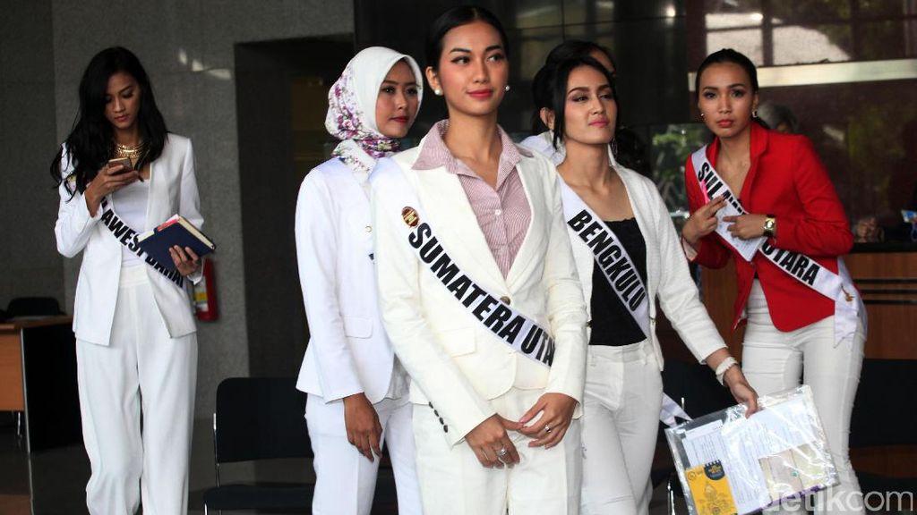 Ini Dia 6 Besar Finalis Puteri Indonesia 2017
