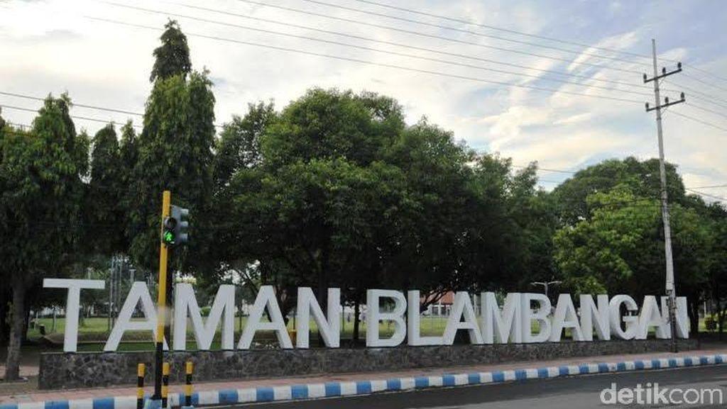 RTH Taman Blambangan Banyuwangi akan Disulap Lebih Ikonik