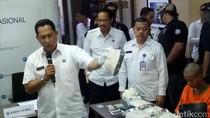 BNN Tangkap 3 Orang Sindikat Sabu Jaringan Malaysia