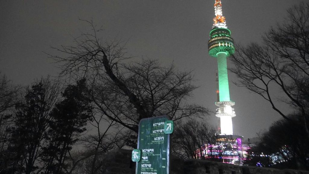 Malam Terakhir yang Romantis di Seoul