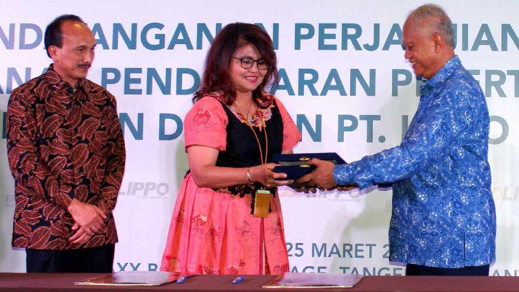 BPJS Kesehatan Gandeng Lippo Karawaci