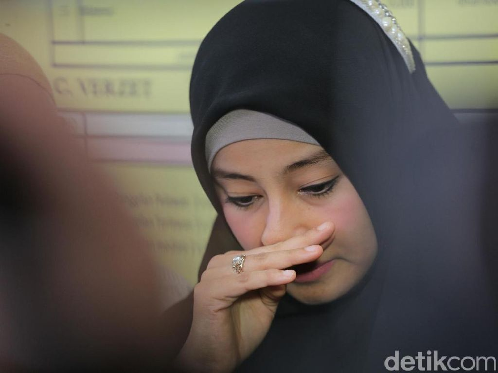 Asti yang Polisikan Istri Pertama Al Habsyi Baru Kerja 4 Bulan