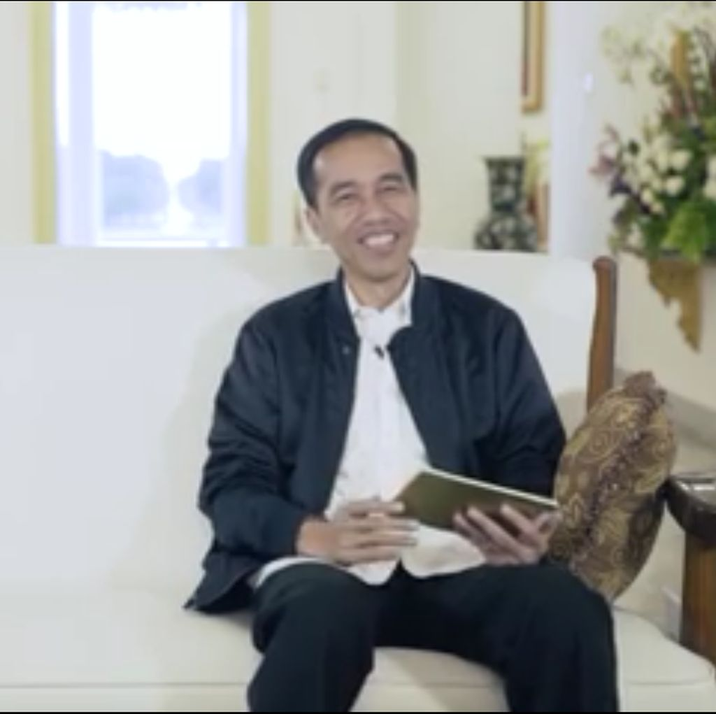 Andai Jokowi Jadi Rocker