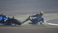 Iannone Berharap <i>Crash</i> di Losail Jadi yang Terakhir di Musim Ini