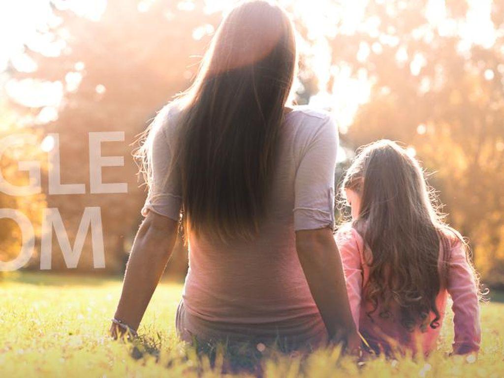 Tekanan Single Mom Dapat Ditangani dengan Dukungan Praktis dan Emosional