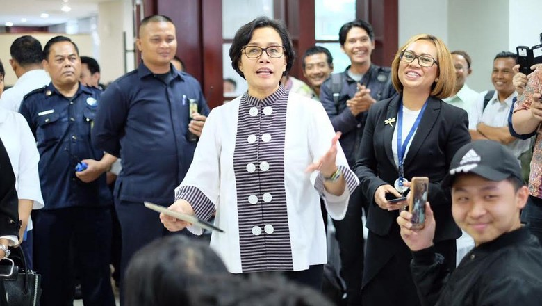 Sri Mulyani: 1 Orang Indonesia Tanggung Utang Negara Rp 13 Juta