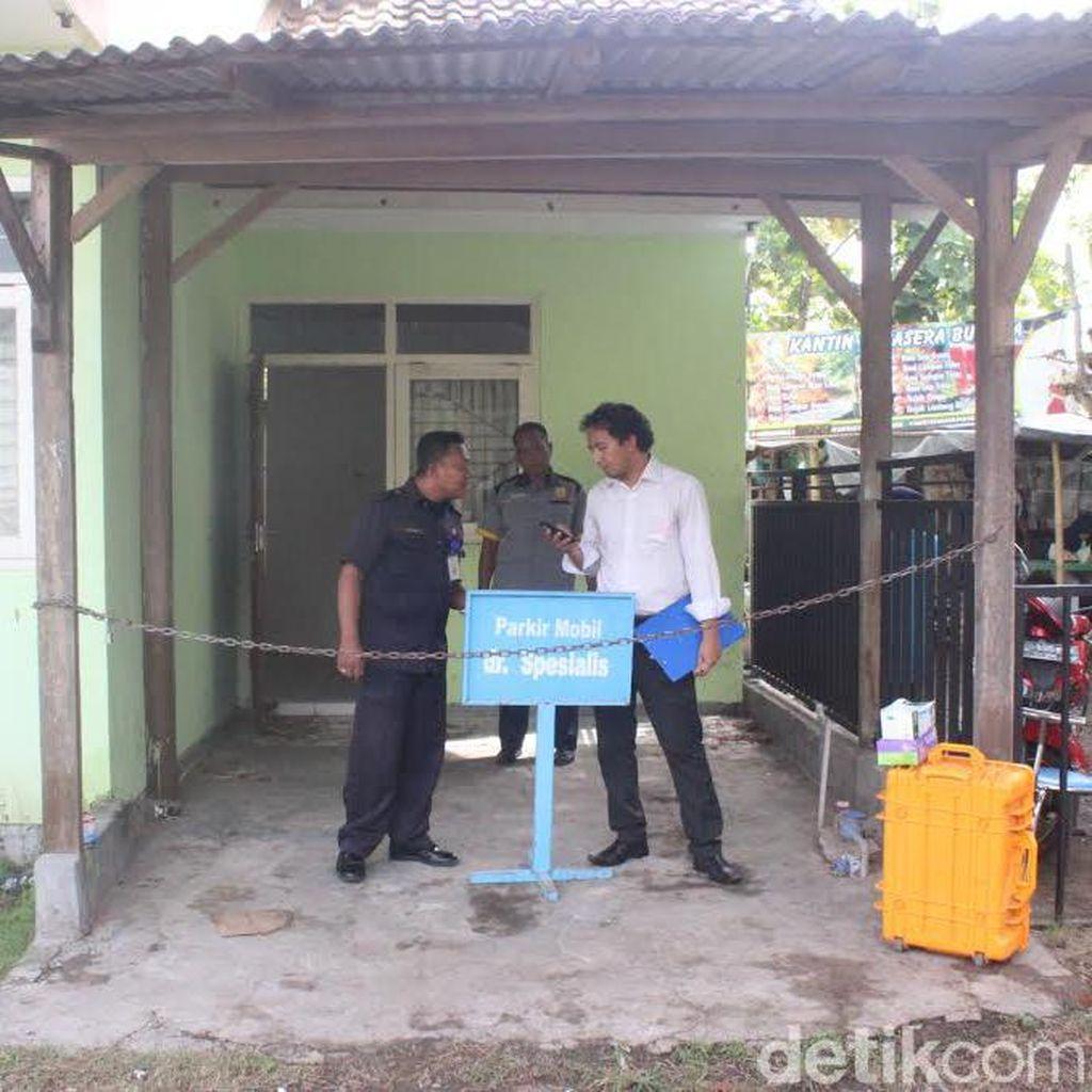 Rumah Dinas Dokter RSUD Situbondo Dibobol Maling