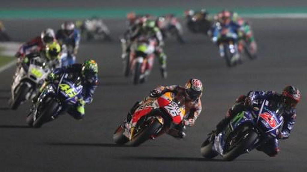 MotoGP Hapus Aturan Poin Penalti