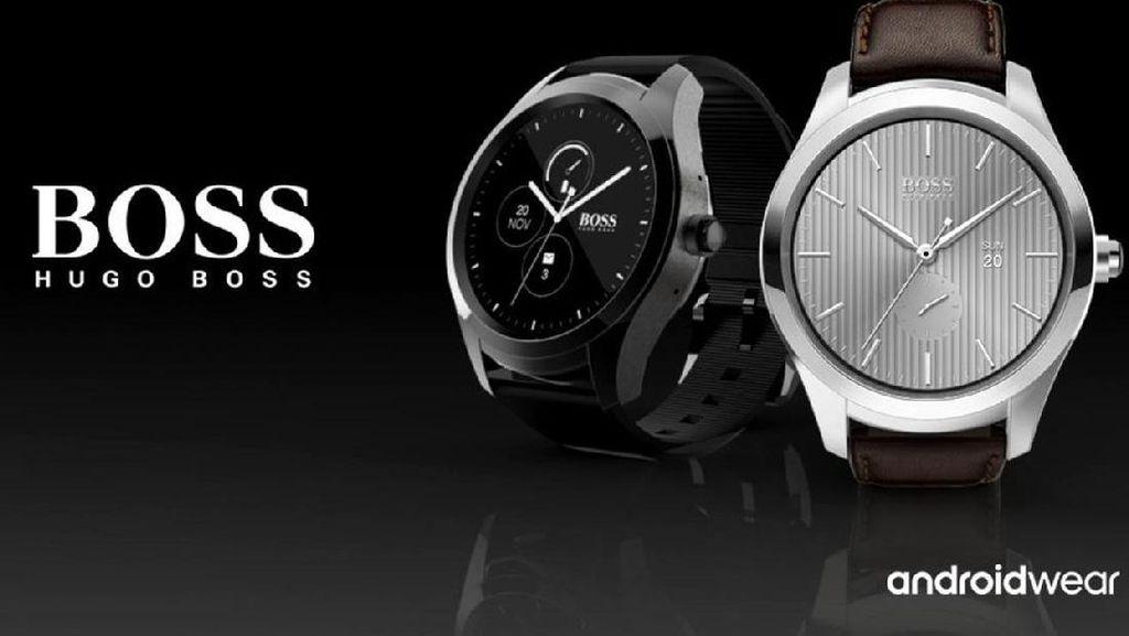 Hugo Boss dan Tommy Hilfiger Ikutan Bikin Smartwatch